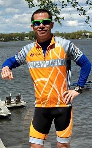 DAN ride 4 world health